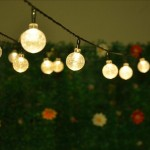 Solar Garden Fairy Lights Outdoor