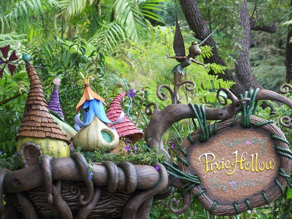 Tinkerbell Garden Fairy Statue