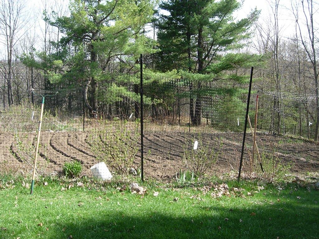 Vegetable Garden Fence Kit