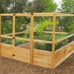 Vegetable Garden Fence Kit