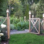 Vegetable Garden Fence Plans
