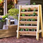 Vertical Herb Garden Ideas