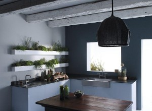 Vertical Herb Garden Kitchen