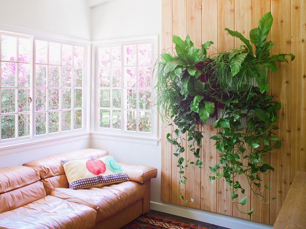 Vertical Herb Garden Living Wall Planter