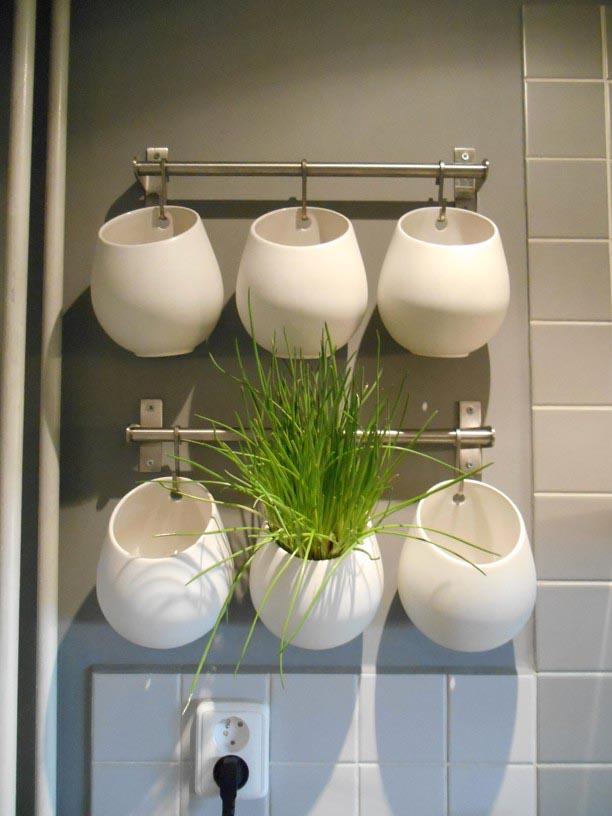 Wall Herb Garden Ikea