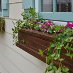 Wooden Planter Boxes DIY