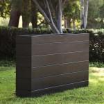 Wooden Rectangular Planter Box