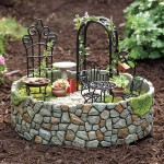 Accessories for Miniature Gardens