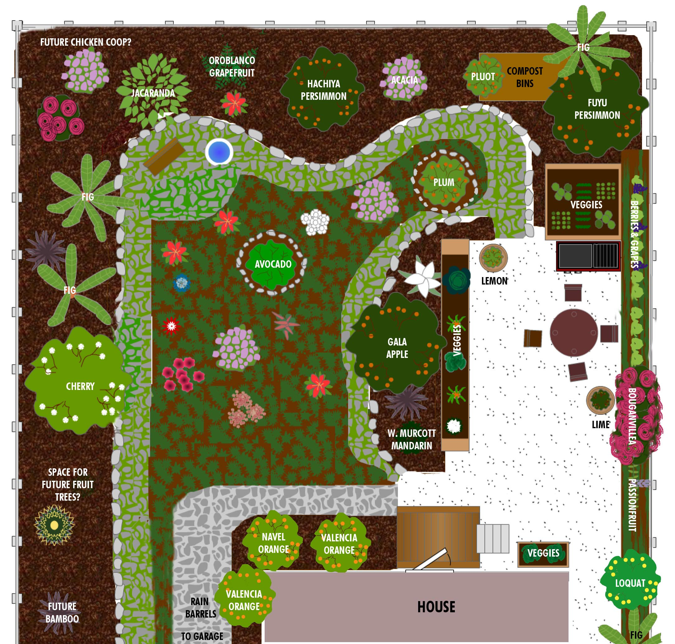 Bhg Better Homes And Gardens Plan A Garden Landscape Software Garden Design Ideas