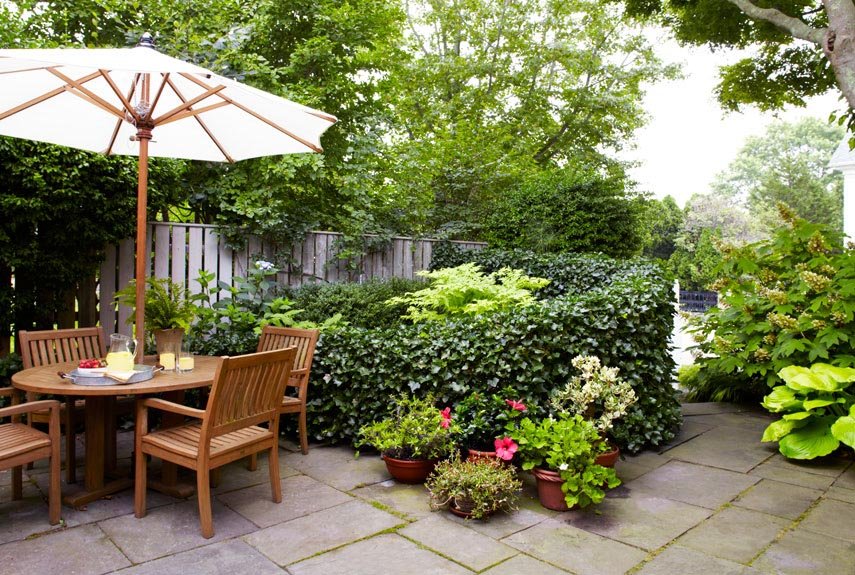 BHG Garden Plans for Decks and Patios
