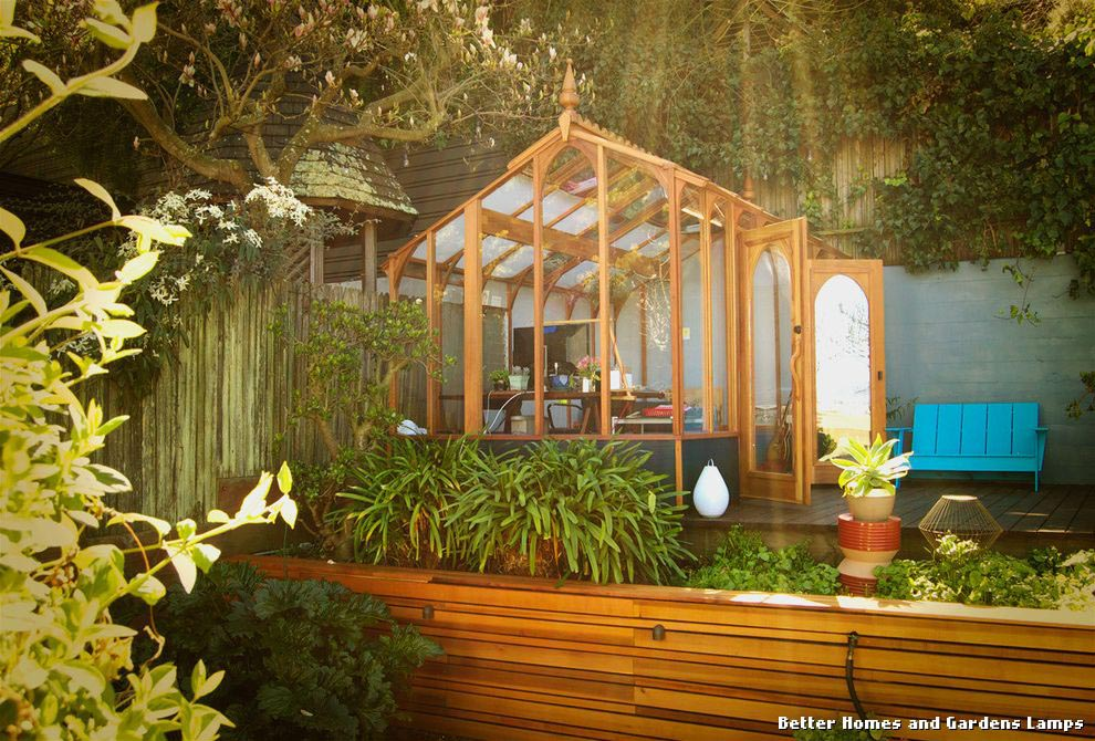 Bhg garden shed plans garden design ideas for Best garden shed designs