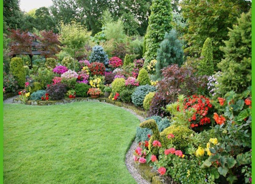 Bhg perennial garden plans garden design ideas for Bhg garden plans