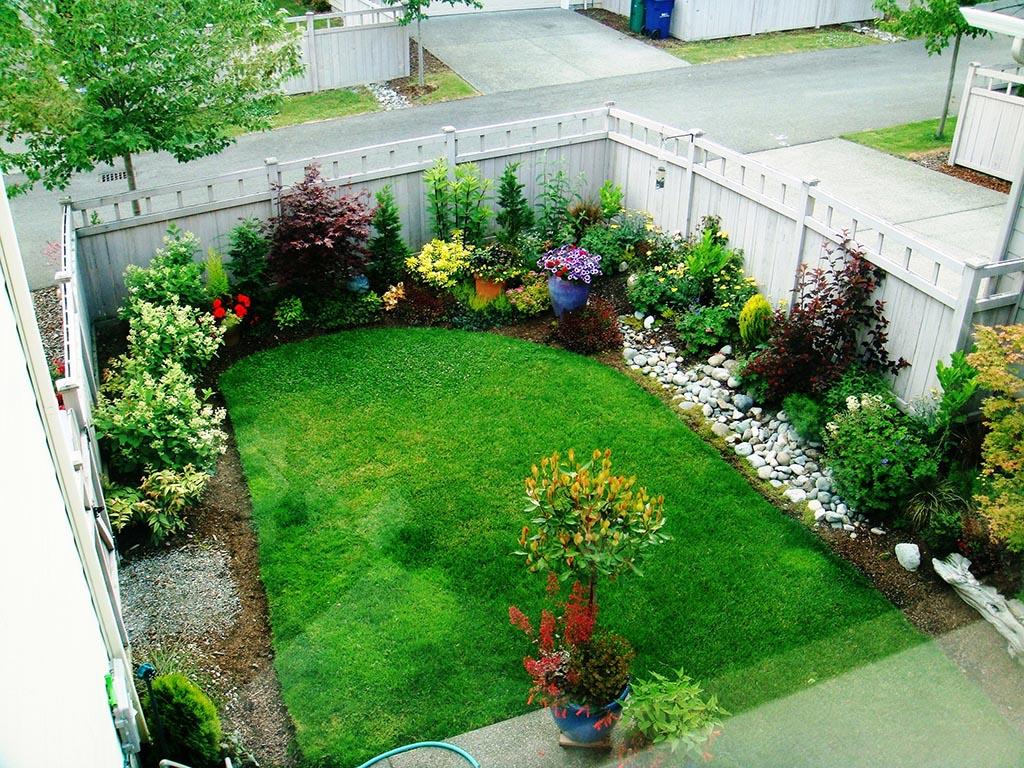 Bhg Small Garden Plans Garden Design Ideas