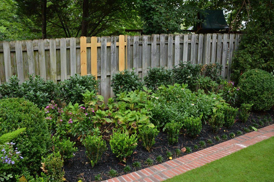 Border Fence for Garden