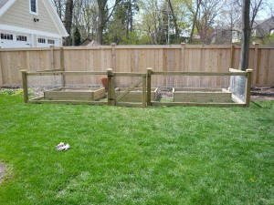 Chicken Wire Fencing for Gardens