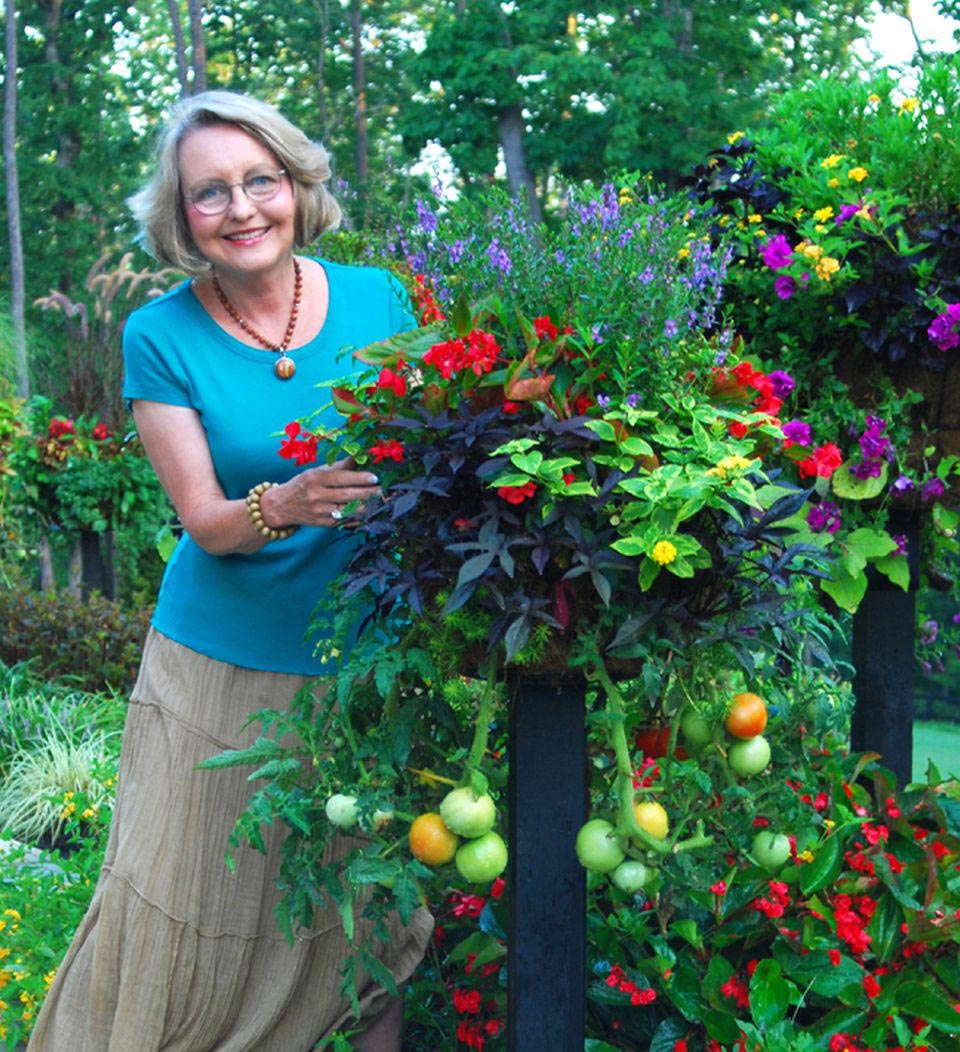 Container Gardening for Vegetables and Herbs