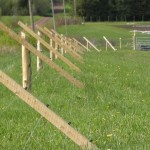 Decorative Wire Fencing for Gardens