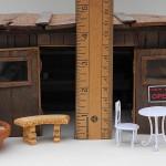 Dollhouse Miniature Garden Accessories