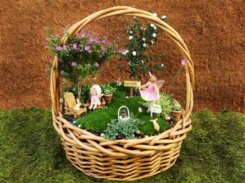 Fairy Garden Miniature Accessories
