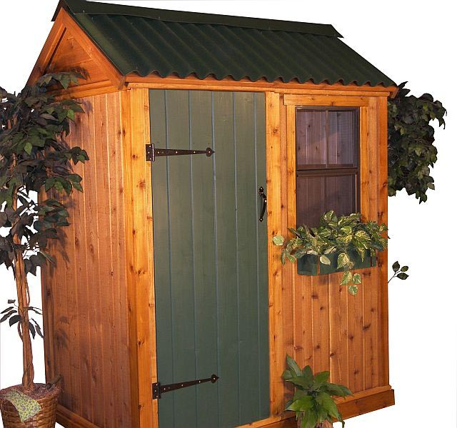 Small Garden Shed Survey