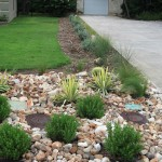Front Yard Rock Garden Landscaping Ideas