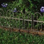 Garden Border Fence Metal