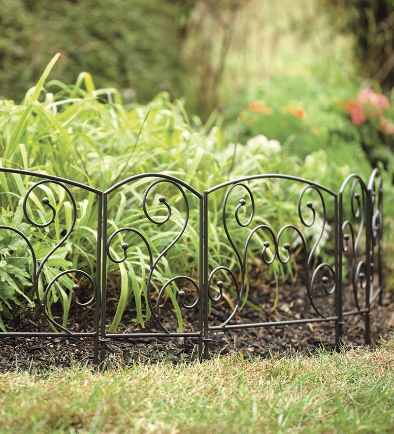 Garden Border Fence Panels