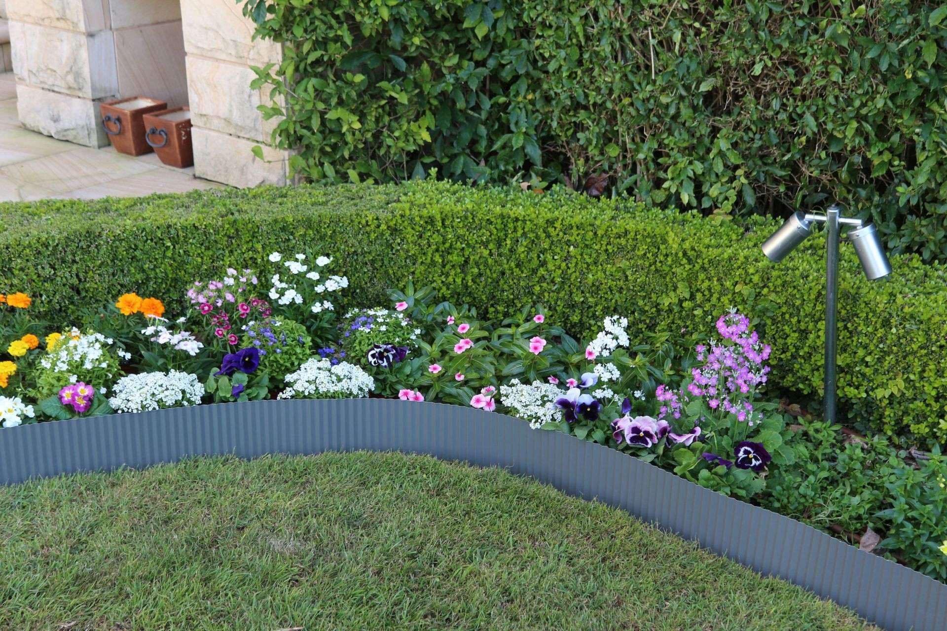 Garden Edging Fence Metal