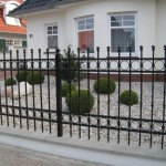 Garden Fence Panels Metal