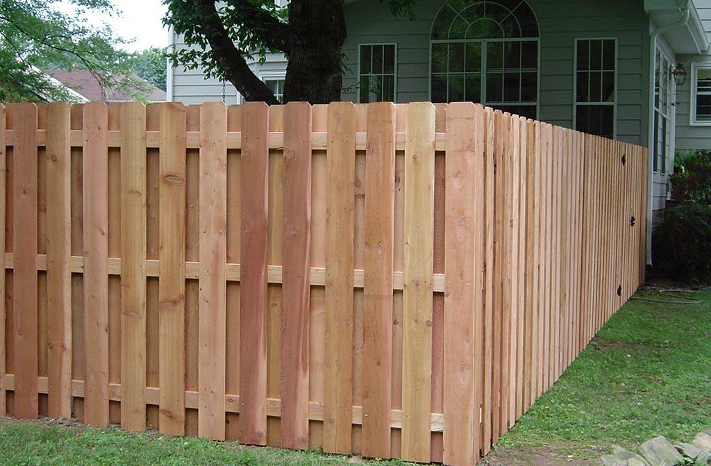 Garden Fence Wood Preserver