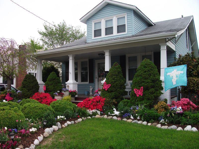 Garden Ideas front Yard