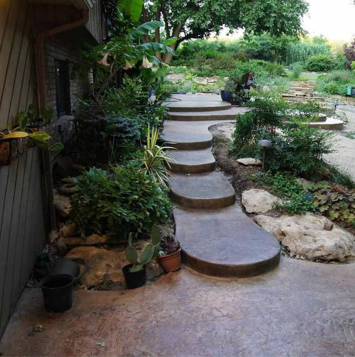 Garden Landscaping Ideas Low Maintenance