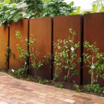 Garden Metal Fence Panels