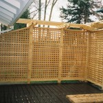Garden Privacy Screen Plans