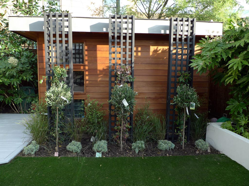 Garden Trellis Privacy Screen