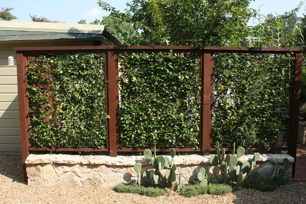 Garden Wire Fencing Green