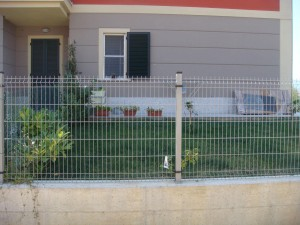 Garden Wire Mesh Fencing
