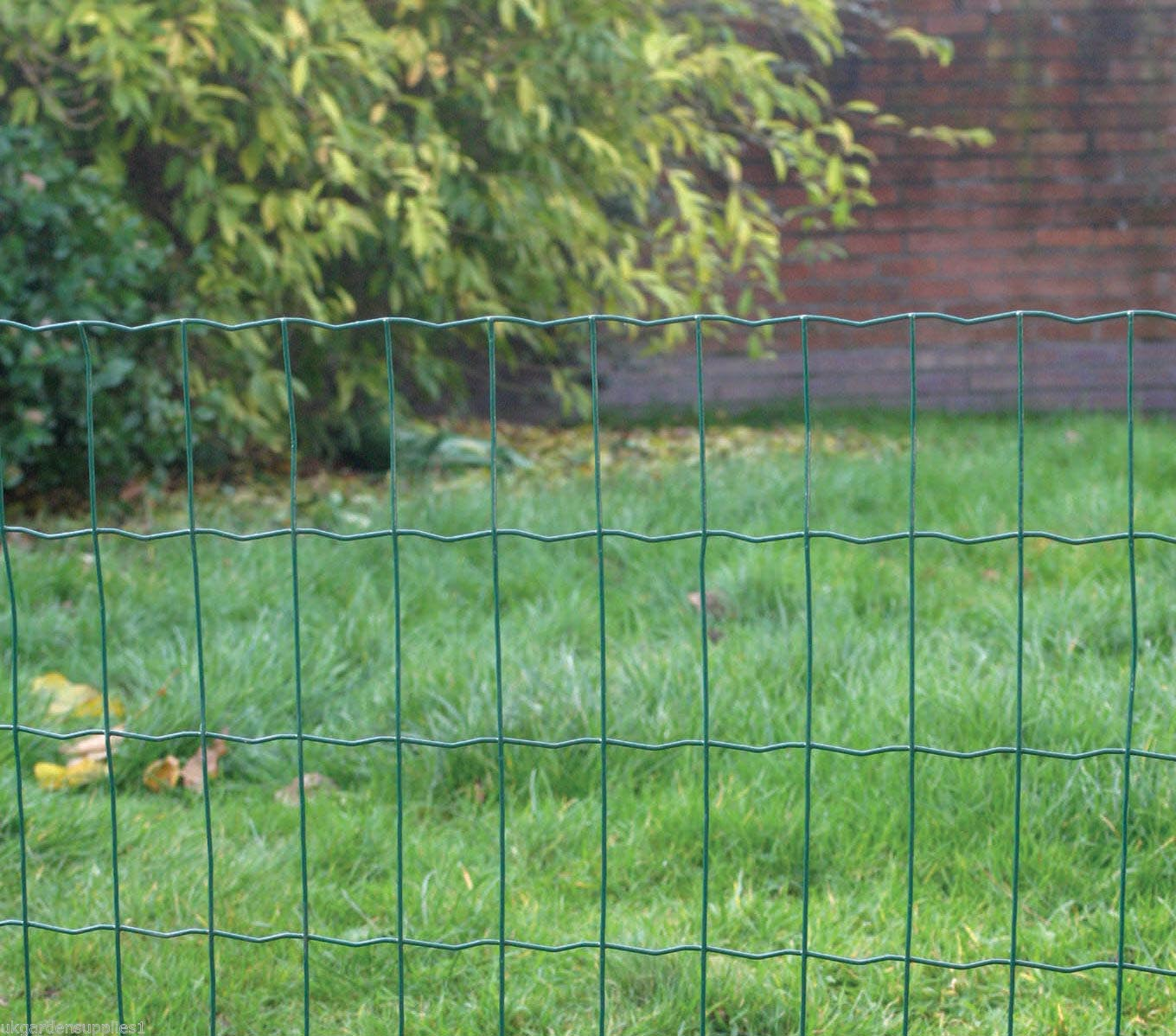 Green Garden Wire Fencing
