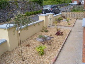 Ideas for Front Gardens Low Maintenance