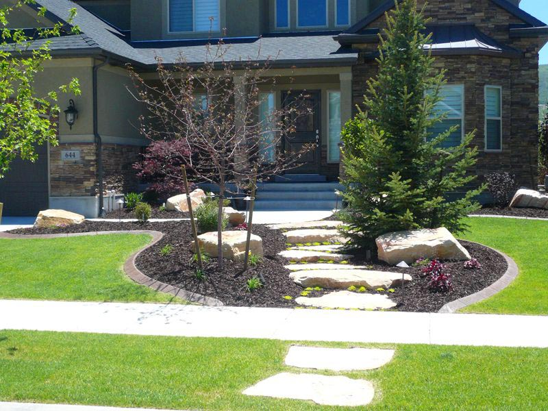 Landscape Examples for Small Yards