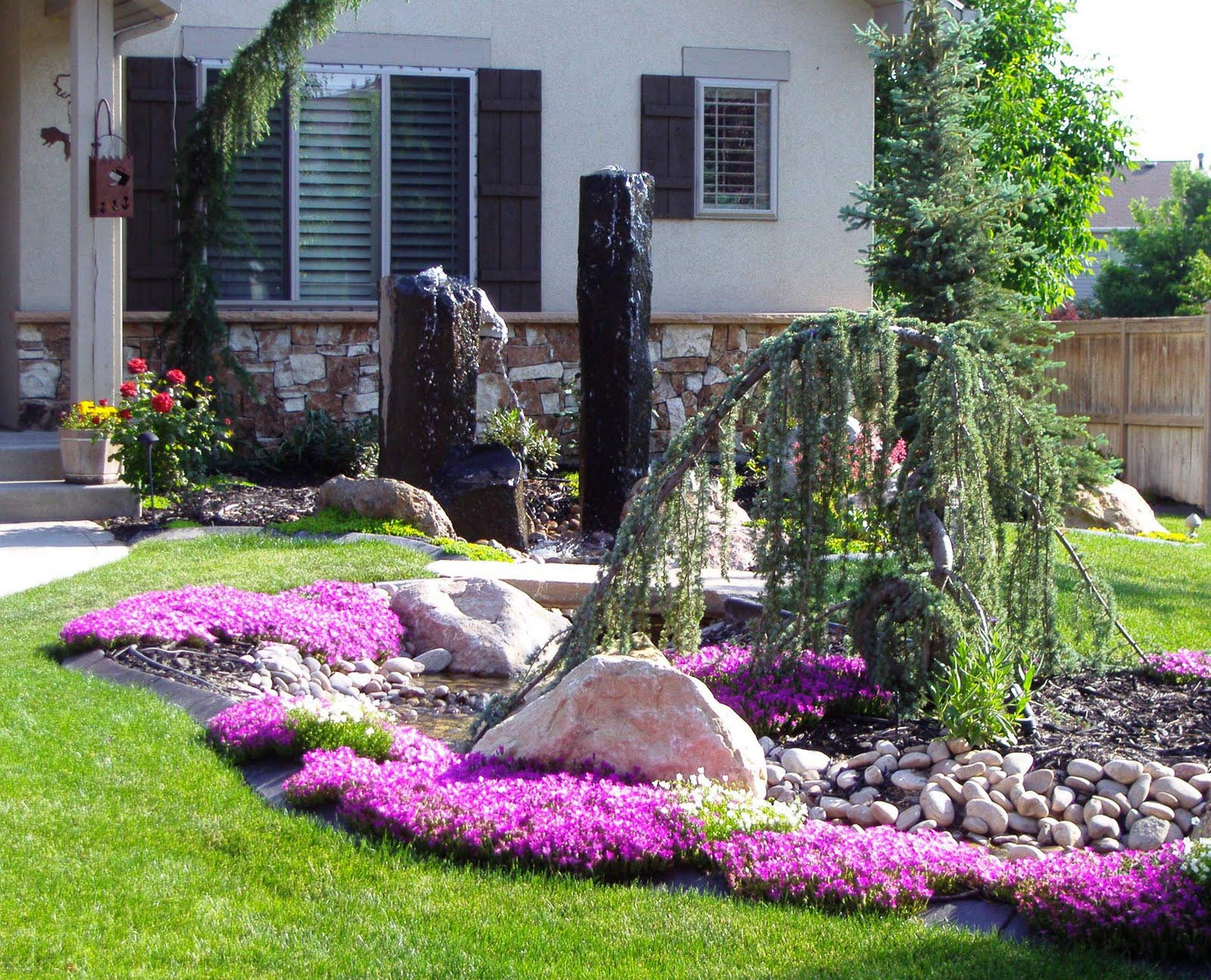 Landscaping Very Small Front Yard