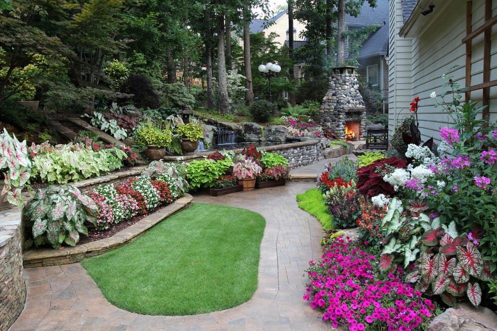 Low Maintenance Garden Beds