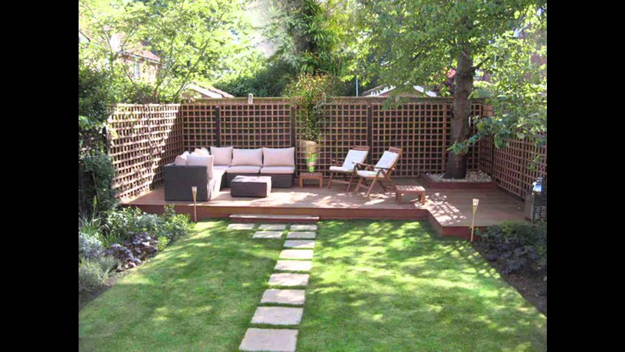 Low Maintenance Garden Design Plans