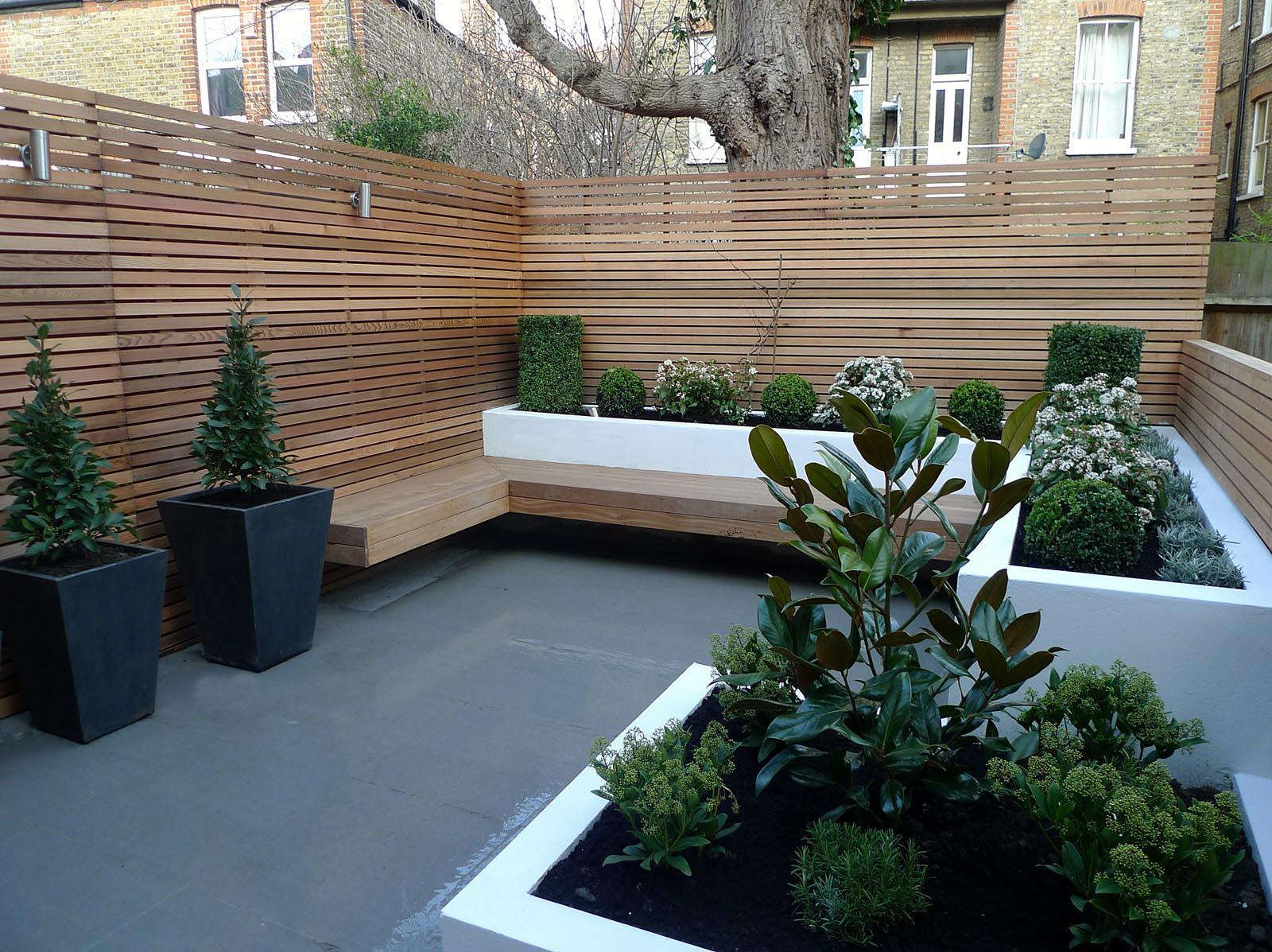 Low Maintenance Small Garden Garden Design Ideas