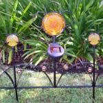Metal Garden Border Fence