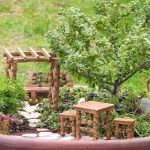 Miniature Garden Furniture Accessories