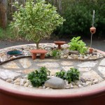 Miniature Japanese Garden Accessories