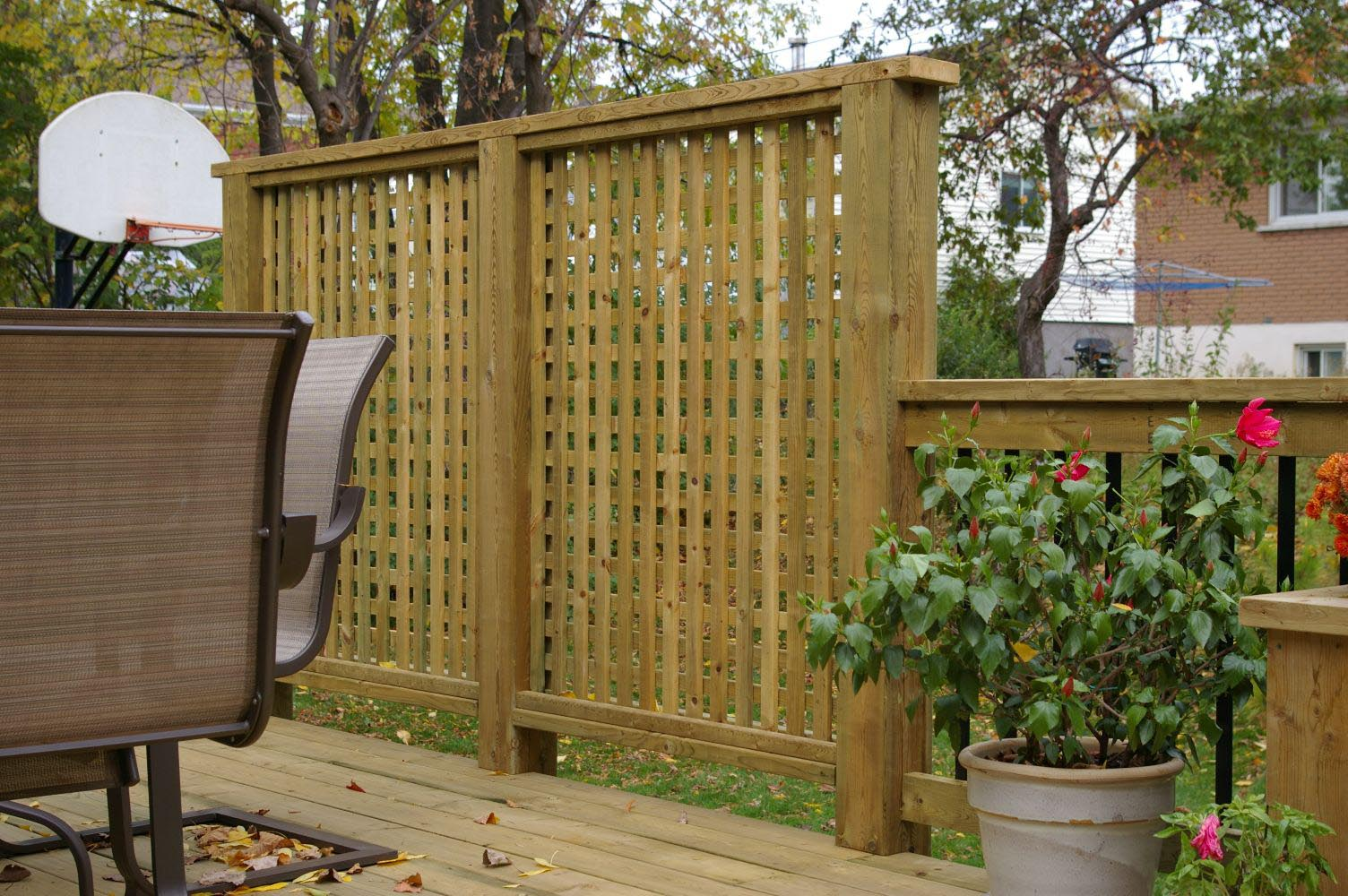 Outdoor Garden Privacy Screen