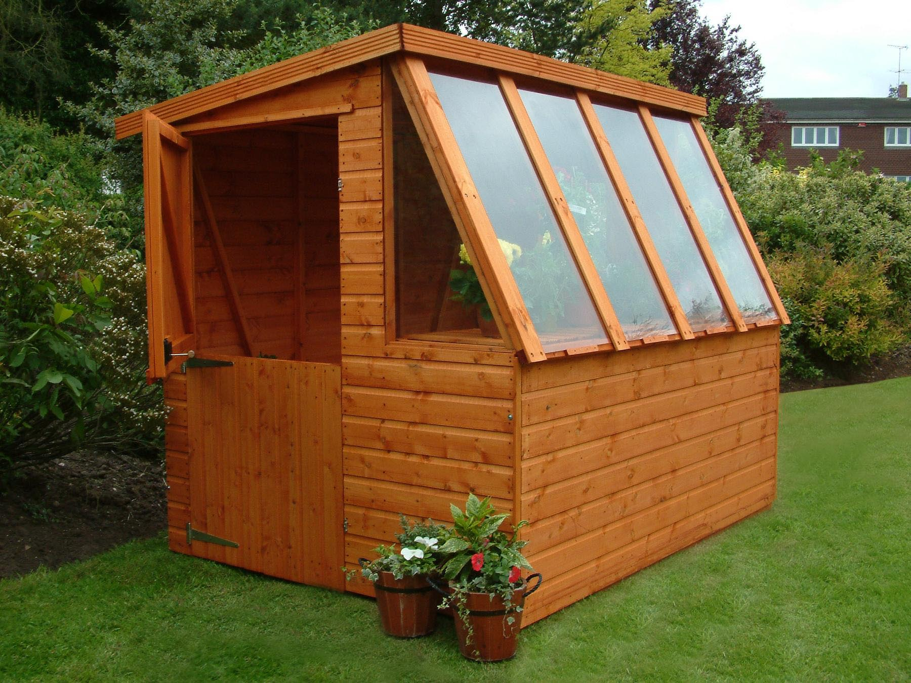 Potting Sheds for Small Gardens