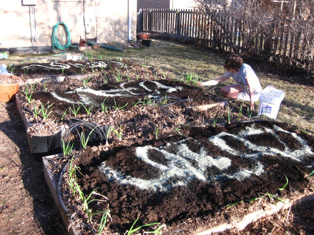 Preparing Garden for Planting Vegetables